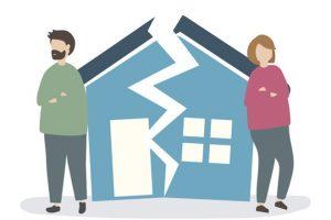 financial settlement in a divorce