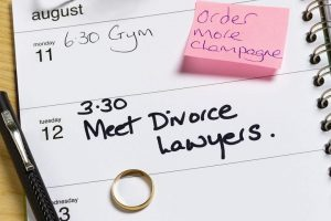 cost of the divorce